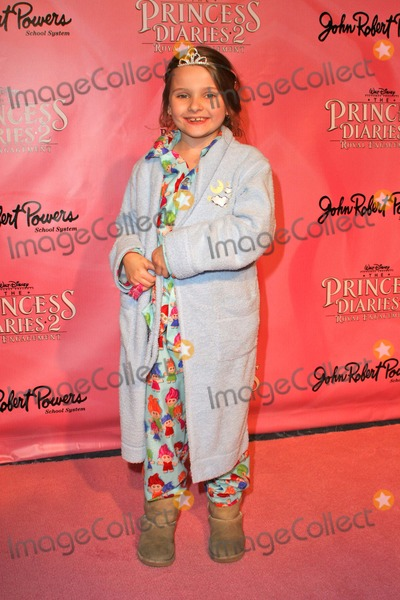 Abigail Breslin Photo - Abigail Breslin at the The Princess Diaries 2 DVD Release Pajama Ball Beverly Hilton Hotel Beverly Hills CA 12-08-04