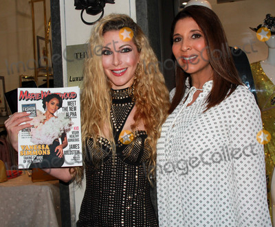 Christine Devine Photo - Dustin Quick Christine Devineat the Marie Westwood Magazines Bold and Gorgeous Edition Launch Party The Royals Paris Beverly Hills CA 06-21-18