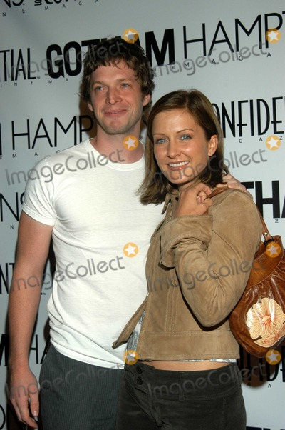 Amy Carlson Photo - Amy Carlson and Sid at Los Angeles Confidential Magazine Pre-Emmy Bash Shelter Supper Club West Hollywood Calif 09-17-03