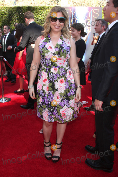 Amy Zvi Photo - Amy Zviat the 2014 Creative Emmy Awards - Arrivals Nokia Theater Los Angeles CA 08-16-14