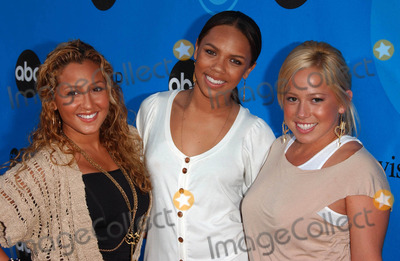 Adrienne Bailon Photo - Adrienne Bailon with Kiely Williams and Sabrina Bryanat the Disney ABC Television Group All Star Party Kidspace Childrens Museum Pasadena CA 07-19-06