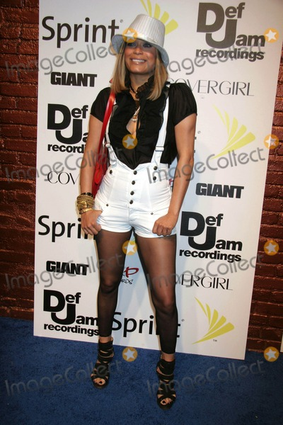 Blu Cantrell Photo - Blu Cantrellat the party celebrating the release of Rihannas New Album Good Girl Gone Bad Sugar Hollywood CA 06-03-07
