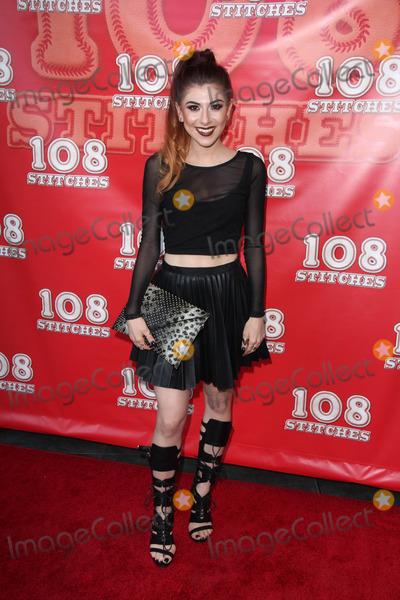 Alexa Ferr Photo - Alexa Ferr108 Stitches World Premiere Harmony Gold Los Angeles CA 09-10-14