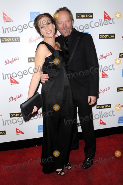 Andrew Taylor Photo - Rachel Griffiths and Andrew Taylor at the GDay USA Australia Week 2009 Black Tie Gala Renaissance Hotel Grand Ballroom Hollywood CA 01-18-09
