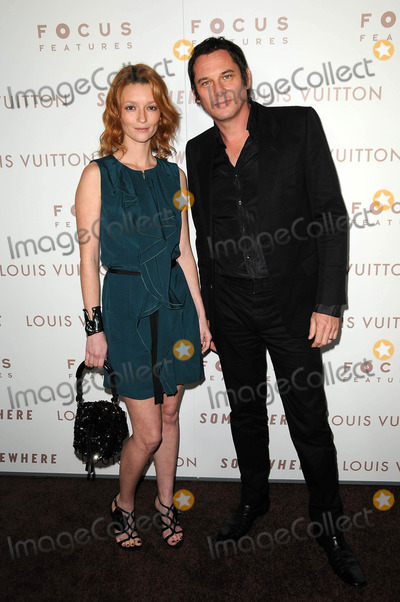 Audrey Marnay Photo - Audrey Marnay and Stephen Emeretat the Premiere Of Focus Features Somewhere Arclight Theater Hollywod CA 12-07-10
