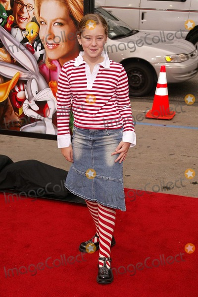 Madylin Sweeten Photo - Madylin Sweeten at the World Premiere of Warner Bros Looney Tunes Back In Action at the Chinese Theater Hollywood CA 11-09-03