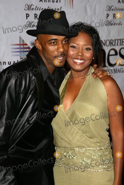 Ralph Tresvant Photo - Ralph Tresvant and Shar Jacksonat the 10th Annual Multicultural Prism Awards Gala Hilton Hotel Universal City CA 12-15-05