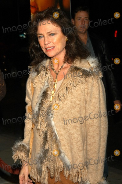 Jacqueline Bisset Photo - Jacqueline Bisset at Los Angeles Premiere of Girl With A Pearl Earring The Academy of Motion Picture Arts and Sciences Beverly Hills Calif 12-10-03
