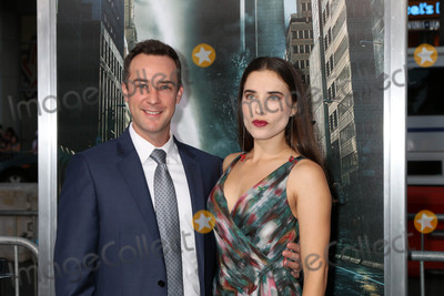 Billy Slaughter Photo - Billy Slaughter Alix Angelisat the Geostorm Premiere TCL Chinese Theater IMAX Hollywood CA 10-16-17