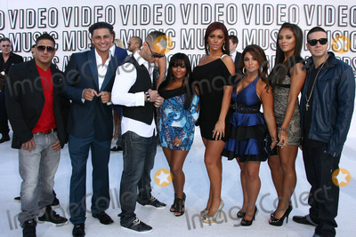 Angelina Pivarnick Photo - Ronnie Magro Mike TheSorrentino Pauley Del Vecchio Nicole Polizzi Jenni Farley Angelina Pivarnick Sammi Giancola and Vinny Guadagninoat the 2010 MTV Video Music Awards Nokia Theatre LA LIVE Los Angeles CA 08-12-10