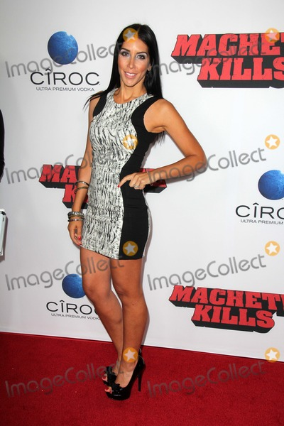 Amy Kaufman Photo - Amy Kaufman Gilliesat the Machete Kills Los Angeles Premiere Regal Cinemas Los Angeles CA 10-02-13