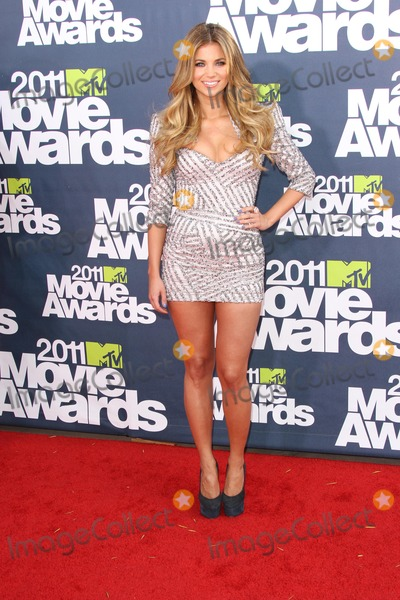 Amber Lancaster Photo - Amber Lancasterat the 2011 MTV Movie Awards Arrivals Gibson Amphitheatre Universal City CA 06-05-11