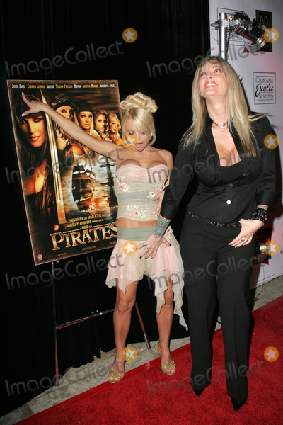 Jesse Jane Photo - Jesse Jane and Janine Lindemulder at the Premiere of Digital Playgrounds Pirates Egyptian Theater Hollywood CA 09-12-05