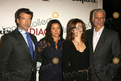 Keely Shaye-Smith Photo - Pierce Brosnan and Keely Shaye Smith with Mary Steenburgen and Ted Dansonat the 2006 Partners Award Gala presented by Oceana Esquire House Los Angeles CA 11-09-06
