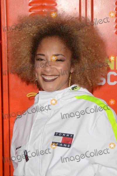 Amanda Seales Photo - Amanda Sealesat the Night School Premiere Regal Cinemas Los Angeles CA 09-24-18