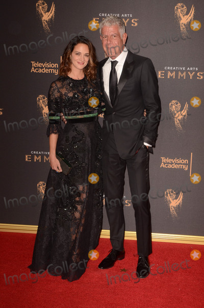 Anthony Bourdain Photo - Anthony Bourdainat the 2017 Creative Arts Emmy Awards Day 1 Microsoft Theater Los Angeles CA 09-09-17