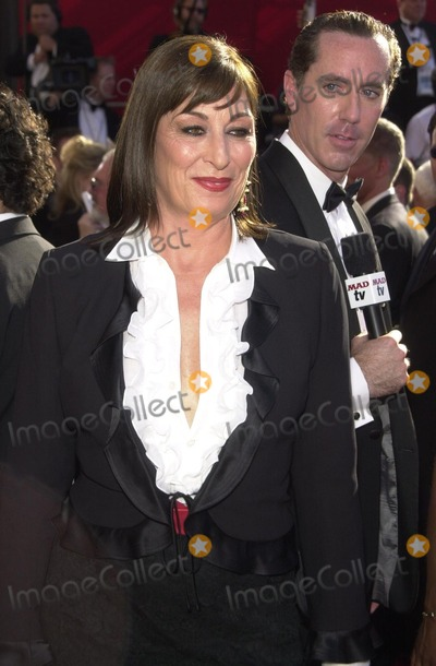 Angelica Huston Photo - Angelica Huston at tghe 54th Annual Emmy Awards Shrine Auditorium Los Angeles CA 09-22-02