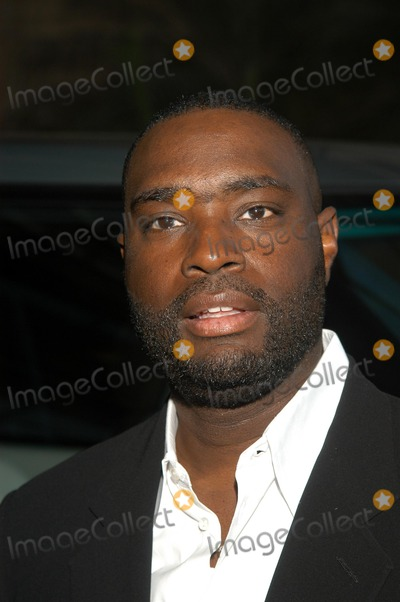 Antwone Fisher Photo - Antwone Fisher at the 9th Annual BAFTALA Tea Party Park Hyatt Hotel Century City CA 01-18-03