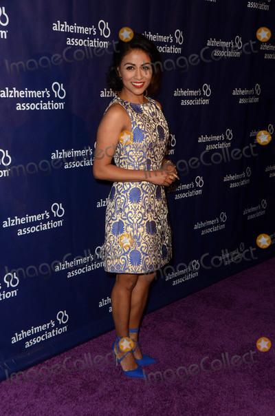 Karen David Photo - Karen Davidat the 2016 Alzheimers Association A Night At Sardis Beverly Hilton Beverly Hills CA 03-09-16