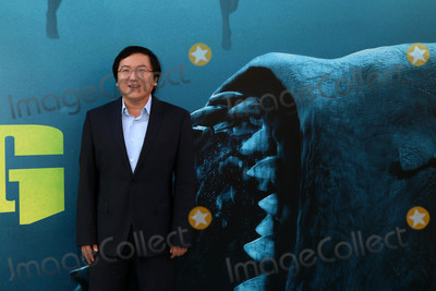 Masi Oka Photo - Masi Okaat the The Meg Premiere TCL Chinese Theater IMAX Hollywood CA 08-06-18