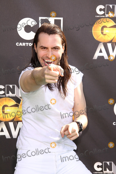 Andrew W K Photo - Andrew WKat Cartoon Networks first ever Hall Of Game Awards Barker Hanger Santa Monica CA 02-21-11