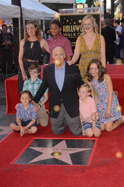 Jeffrey Tambor Photo - Jeffrey Tambor familyat the Jeffrey Tambor Star on the Hollywood Walk of Fame Hollywood CA 08-08-17