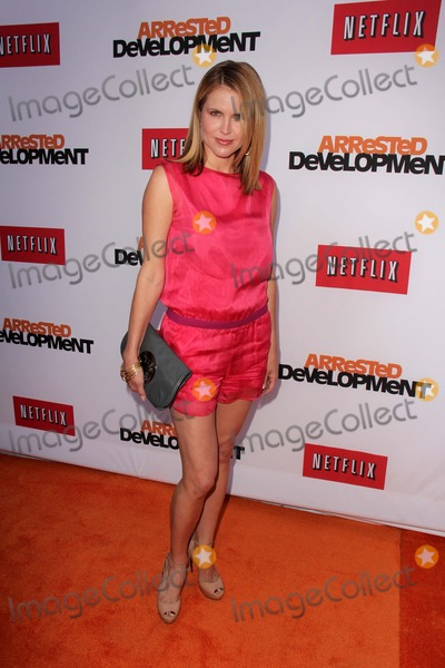 Arrested Development Photo - Laurie Fortierat the Arrested Development Los Angeles Premiere Chinese Theater Hollywood CA 04-29-13