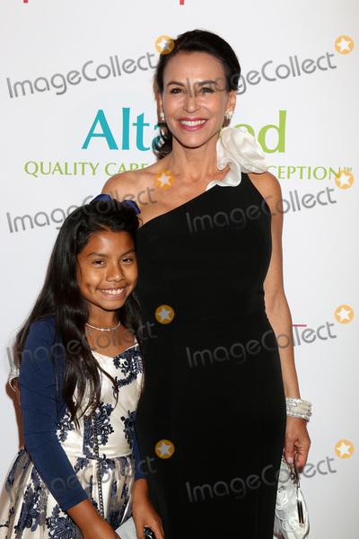 Giselle Fernandez Photo - GIselle Fernandezat the Power Up Gala Beverly Wilshire Hotel  Beverly Hills CA 05-12-16