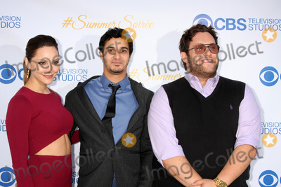 Ari Stidham Photo - Katharine McPhee Elyes Gabel Ari Stidham at the CBS Summer Soiree 2015 London Hotel West Hollywood CA 05-18-15