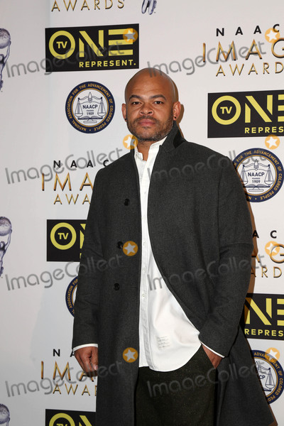 Anthony Hemmingway Photo - Anthony Hemmingwayat the NAACP Image Awards Nominees Luncheon Loews Hotel Hollywood CA 01-28-17