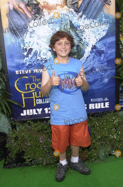 Daryl Sabara Photo - Daryl Sabara at the premiere of MGMs The Crocdile Hunter Collision Course at the Arclight Cinerma Dome Hollywood 06-29-02