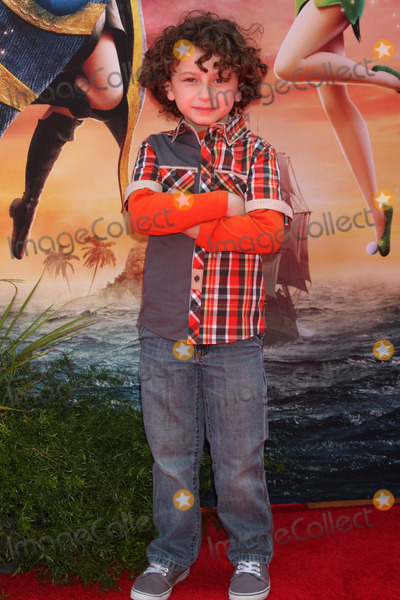 August Maturo Photo - August Maturoat the Pirate Fairy Movie Premiere Walt Disney Studios Lot Burbank CA 03-22-14