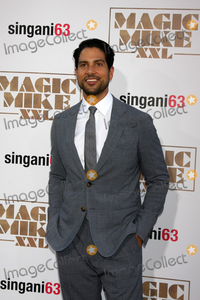Adam Rodriguez Photo - Adam Rodriguez at the Magic Mike XXL Premiere TCL Chinese Theater Hollywood CA 06-25-15