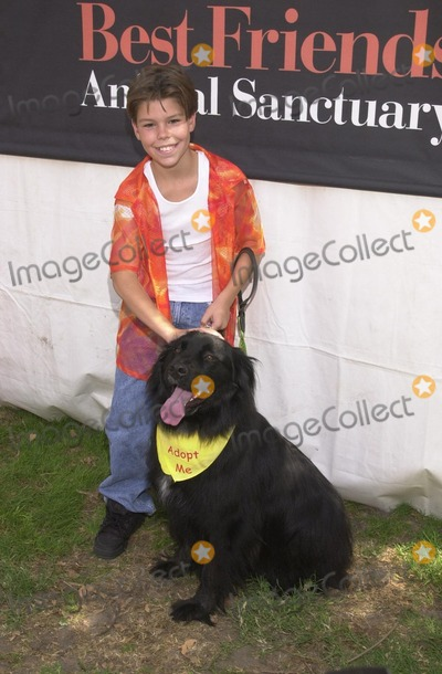 Johnny Carson Photo - Patrick Allen Dorn at the Best Friends Animal Sanctuary Pet Adoption Festival at Johnny Carson Park Burbank CA 09-14-02