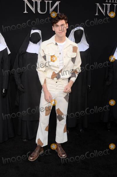 Aidan Alexander Photo - Aidan Alexanderat The Nun World Premiere TCL Chinese Theater Hollywood CA 09-04-18