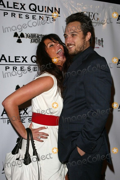 Alex Quinn Photo - Brittany Brower and Alex Quinnat An Evening of Forbidden Passions Presented by CEG and Alex Quinn Vanguard Hollywood Hollywood CA 05-25-06