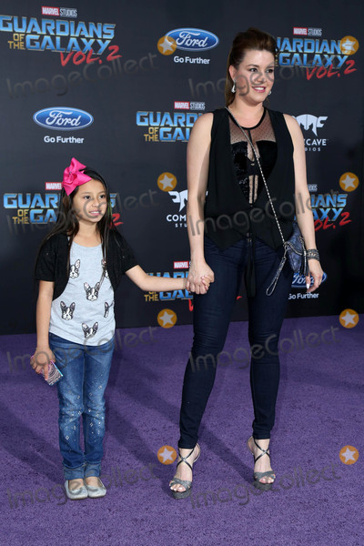 Alicia Machado Photo - Alicia Machado Dinorah Valentina Hernandezat the Guardians of the Galaxy Vol 2  Los Angeles Premiere Dolby Theater Hollywood CA 04-10-17