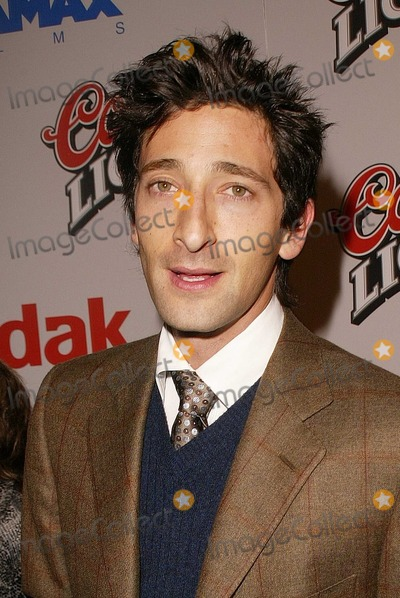 Adrien Brody Photo - Adrien Brody at the premiere of Cold Mountain at Mann National Theater Westwood CA 12-07-03