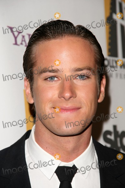 Armie Hammer Photo - Armie Hammer at the 12th Annual Hollywood Film Festivals Hollywood Awards Gala Beverly Hilton Hotel Beverly Hills CA 10-28-08