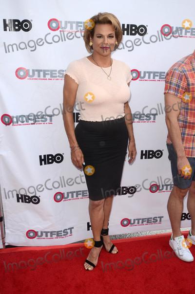 Alexandra Billings Photo - Alexandra Billingsat the Transparent Season 4 Sneak Peek at Outfest LGBT Film Festival DGA Los Angeles CA 07-15-17