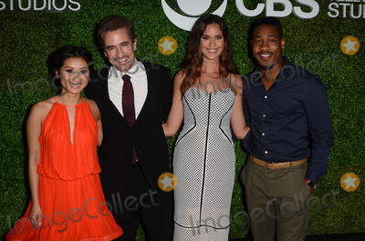 Aaron Jennings Photo - Benda Song Dermot Mulroney Odette Annable Aaron Jenningsat the 4th Annual CBS Television Studios Summer Soiree Palihouse West Hollywood CA 06-02-16