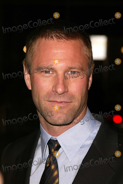 Aaron Eckhart Photo - Aaron Eckhart at the World Premiere of Paramounts Paycheck at the Chinese Theater Hollywood CA 12-18-03