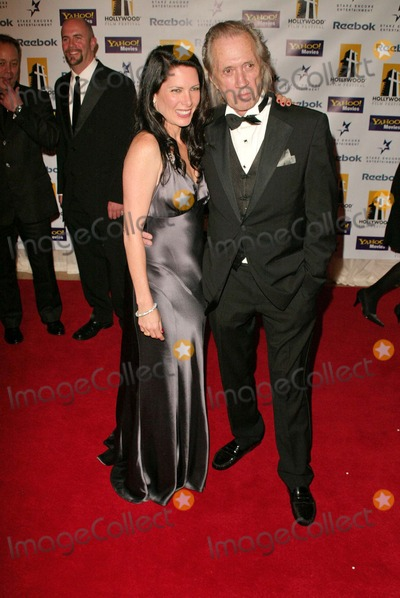 Annie Bierman Photo - Annie Bierman and David Carradine at the 8th Annual Hollywood Film Festival Hollywood Awards Gala Ceremony Beverly Hilton Hotel Beverly Hills CA 10-18-04