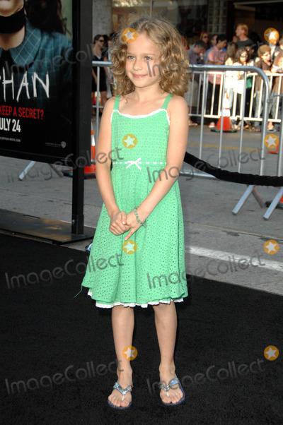 Aryana Engineer Photo - Aryana Engineer at the Los Angeles Premiere of Orphan Mann Village Theatre Westwood CA 07-21-09