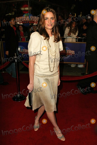 Amanda Peete Photo - Amanda Peet at the world premiere of Universals The Wedding Date at Universal Amphitheater Universal City CA 01-27-05