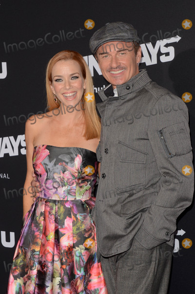 Annie Wersching Photo - Annie Wersching Julian McMahonat the Marvels Runaways Los Angeles Premiere Bruin Theater Westwood CA 11-16-17