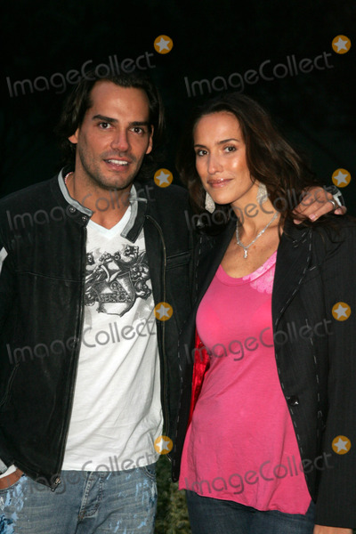 Angelica Castro Photo - Cristian De La Fuente and Angelica Castroat the Movieline Hollywood Life Style Awards Pacific Design Center West Hollywood CA 10-15-06