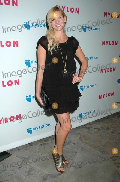 Amber Borycki Photo - Amber Borycki at the Nylon Magazine Young Hollywood Issue Party Roosevelt Hotel Hollywood CA 05-04-09