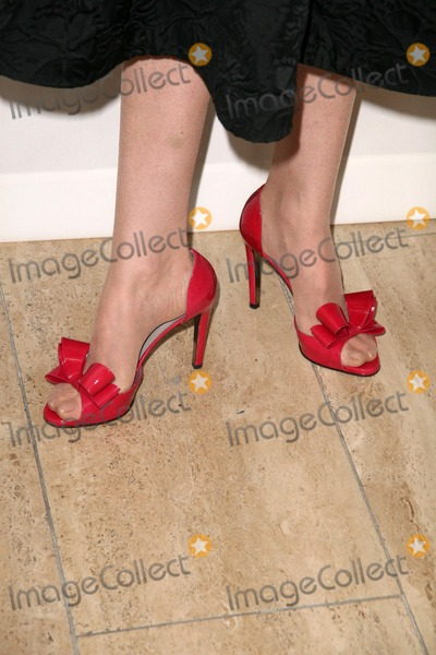 Alexandra Leighton Photo - Alexandra Leightons shoes at Swingtown presented by the Twenty-Sixth Annual William S Paley Television Festival Paley Center for Media Beverly Hills CA 04-24-09