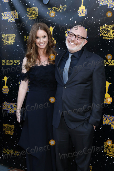 Akiva Goldsman Photo - Joann Goldsman Akiva Goldsmanat the 43rd Annual Saturn Awards The Castaway Burbank CA 06-28-17